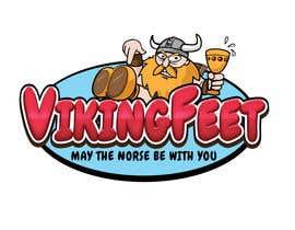 Nro 53 kilpailuun Logo for VIKINGFEET käyttäjältä artworkstudionet