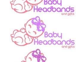 #17 for Design a Logo for http://babyheadbandsandgifts.com/ by gbeke