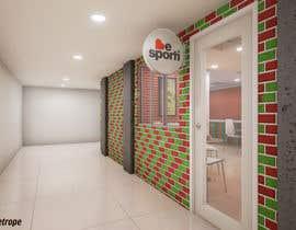 Nro 26 kilpailuun 3D Interior Design for Food Store käyttäjältä Zenzoetrope
