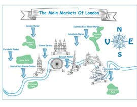 #17 for London Market Map by lauraburdea