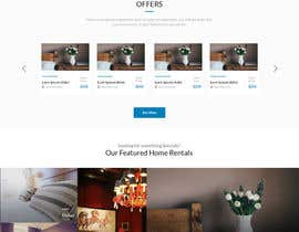 #20 for Design a Website Mockup for Holiday Rentals by shourav01