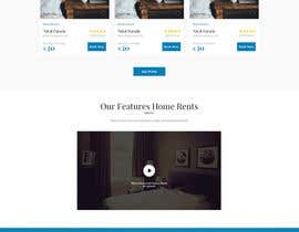 #24 for Design a Website Mockup for Holiday Rentals by shourav01