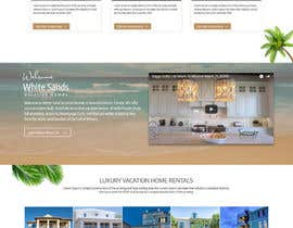 #40 for Design a Website Mockup for Holiday Rentals by webgraphics007