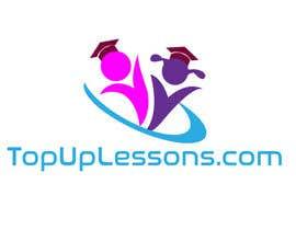 Nro 19 kilpailuun Design a logo for TopUpLessons.com käyttäjältä lasanthalallalo