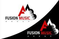 Bài tham dự #400 về Graphic Design cho cuộc thi Logo Design for Fusion Music Group