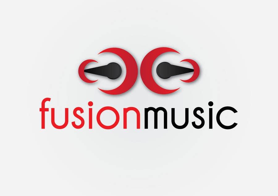 Bài tham dự cuộc thi #187 cho Logo Design for Fusion Music Group