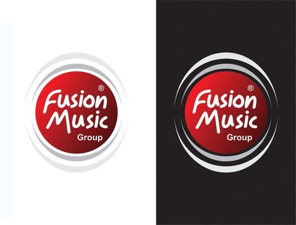 Конкурсная заявка №427 для Logo Design for Fusion Music Group