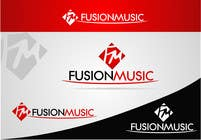 Bài tham dự #350 về Graphic Design cho cuộc thi Logo Design for Fusion Music Group