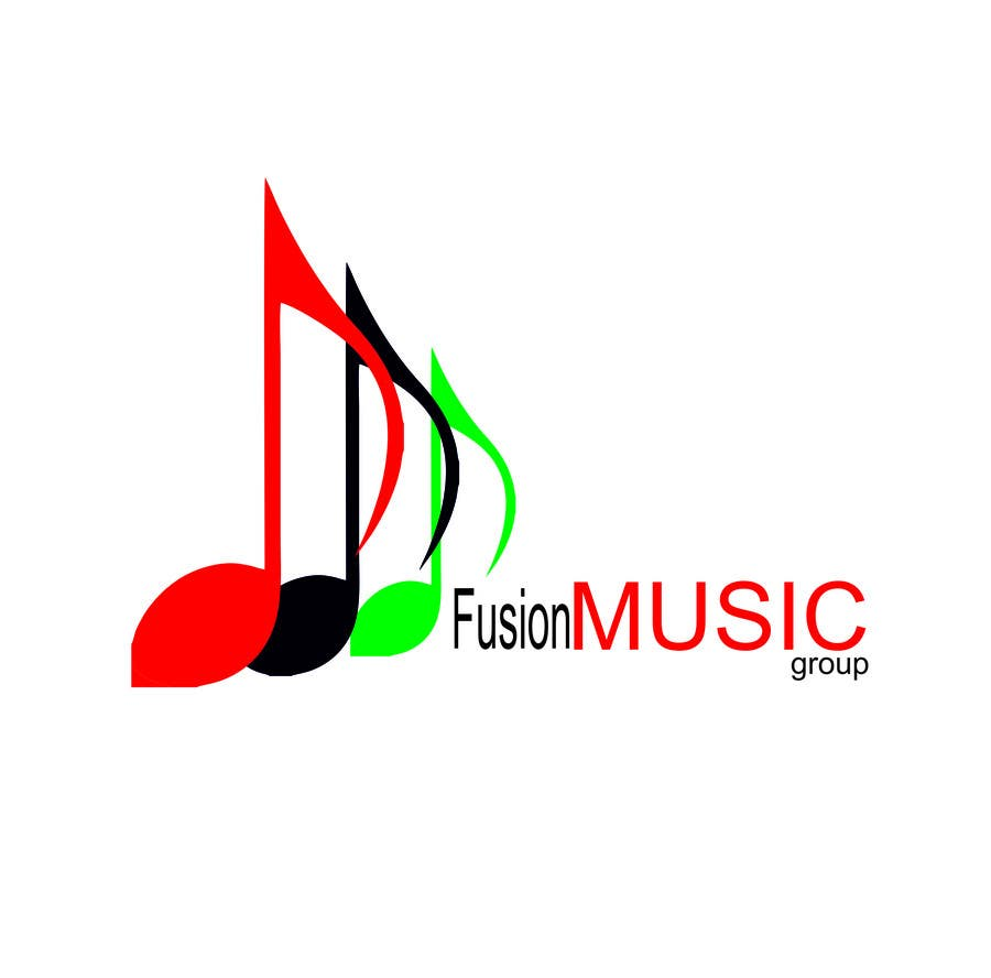 Contest Entry #255 for Logo Design for Fusion Music Group