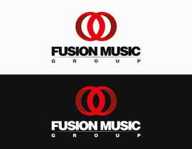 #4 para Logo Design for Fusion Music Group por mike91r