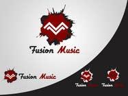 Bài tham dự #382 về Graphic Design cho cuộc thi Logo Design for Fusion Music Group