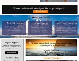 mayurishinde019 tarafından Design a Website Mockup için no 33