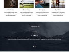 Ivor92 tarafından Design a Website Mockup için no 22
