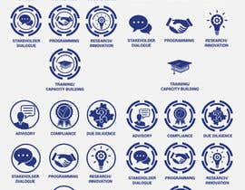#9 for Design some Icons by luutrongtin89
