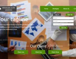 #6 for Design a Website Mockup by arvindbhagwat