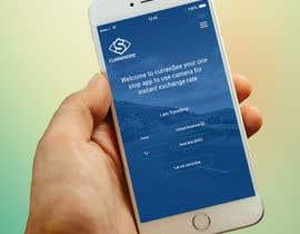 Nro 19 kilpailuun Design screens for very simple App käyttäjältä creative423