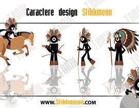 #32 for Character Design by tarikchraiti
