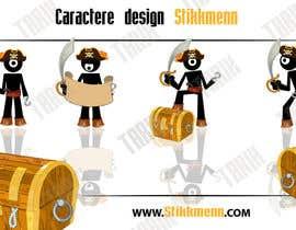 #34 for Character Design by tarikchraiti