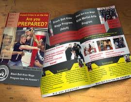 Ashwink8 tarafından Double sided folded a4 Martial Arts flyer için no 9