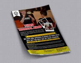meenapatwal tarafından Double sided folded a4 Martial Arts flyer için no 4
