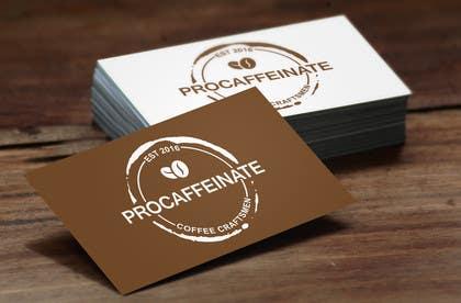 aliciavector tarafından Design a Logo for a small coffee roasting business in New Zealand called Procaffeinate için no 68