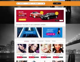 #44 for Design a Website Mockup for our webportal by alpyraj81