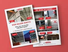 Nro 5 kilpailuun Update the design of a Brochure käyttäjältä prabhjotsajjan