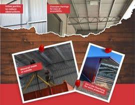 Nro 13 kilpailuun Update the design of a Brochure käyttäjältä meenapatwal