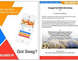 Nro 10 kilpailuun Design a Brochure käyttäjältä dymetrios