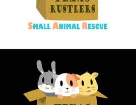 #33 for Design a Logo for Texas Rustlers Small Animal Rescue by robinyeh5