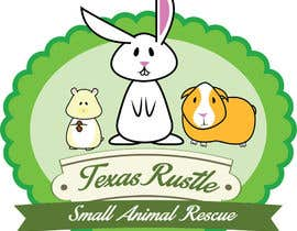 #19 for Design a Logo for Texas Rustlers Small Animal Rescue by minduim84