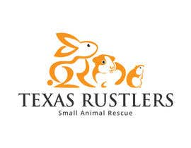 #12 for Design a Logo for Texas Rustlers Small Animal Rescue by alexisbigcas11