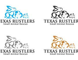 #38 for Design a Logo for Texas Rustlers Small Animal Rescue by alexisbigcas11