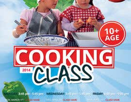 #12 cho Design a Flyer for Cooking Classes bởi IreneSkywalker