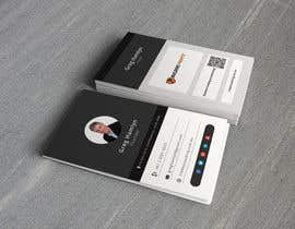 #64 for Design some Business Cards by alemammirip