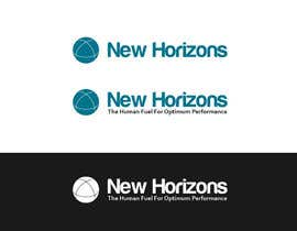 nº 30 pour Design a Logo for New Horizons par legol2s