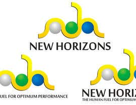 nº 14 pour Design a Logo for New Horizons par anibaf11