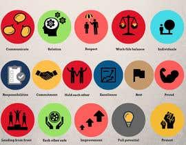 Nro 115 kilpailuun Design some Icons käyttäjältä technologykites