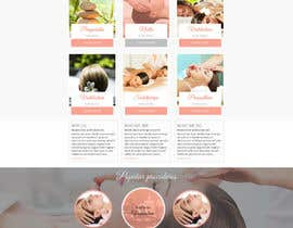 Nro 5 kilpailuun Best Homepage Designer - 16th project. käyttäjältä bellalbellal25
