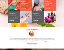 Nro 7 kilpailuun Best Homepage Designer - 16th project. käyttäjältä saidesigner87