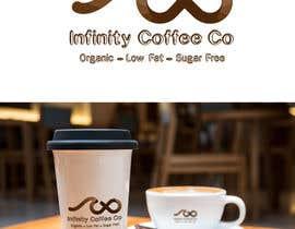 Nro 60 kilpailuun Design a Logo for Infinity Coffee käyttäjältä Salauddinahmed86