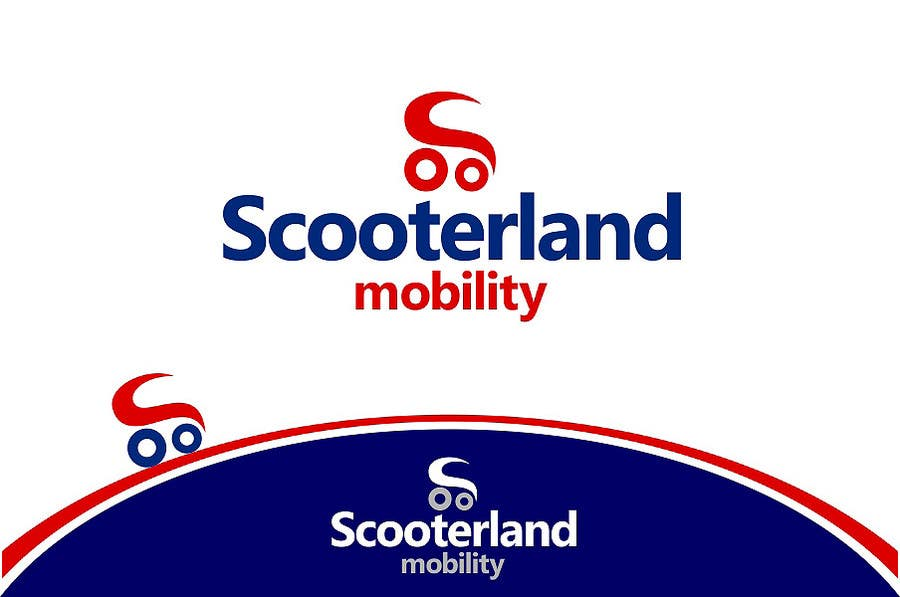Konkurrenceindlæg #27 for Logo Design for Scooterland Mobility