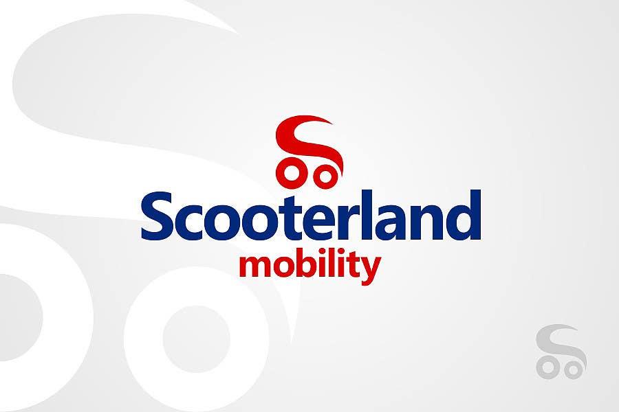 Entri Kontes #26 untukLogo Design for Scooterland Mobility