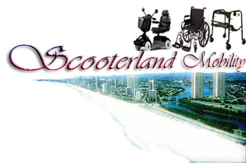 Contest Entry #30 for Logo Design for Scooterland Mobility
