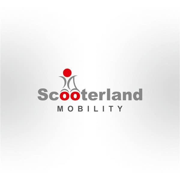 Konkurrenceindlæg #135 for Logo Design for Scooterland Mobility