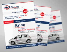 #27 untuk Design a Flyer for Mobile Patrol promotion oleh theislanders