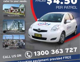 #66 for Design a Flyer for Mobile Patrol promotion by enshano
