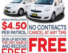 #2 cho Design a Flyer for Mobile Patrol promotion bởi edventure
