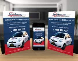 Mimi214 tarafından Design a Flyer for Mobile Patrol promotion için no 3
