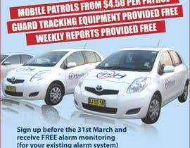 #32 for Design a Flyer for Mobile Patrol promotion by amcgabeykoon